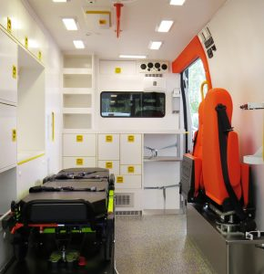 Fiat Ducato - Ambulances Baus