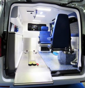 Mercedes Vito - Ambulances Baus
