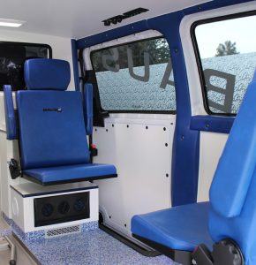 Mercedes Vito - Ambulances Baus