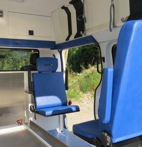 Renault Trafic L2H2 Baus France