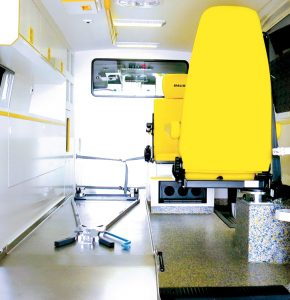 Volkswagen T6 - Ambulances Baus