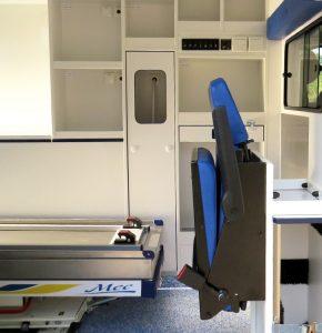 Renault Trafic L2H2 Ambulances Baus France