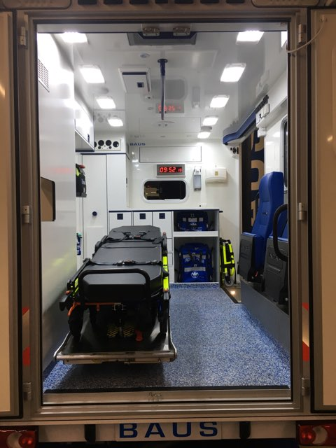 Ambulances BAUS FRANCE au 65ème Congrès de la CNSA 2018 - BAUS